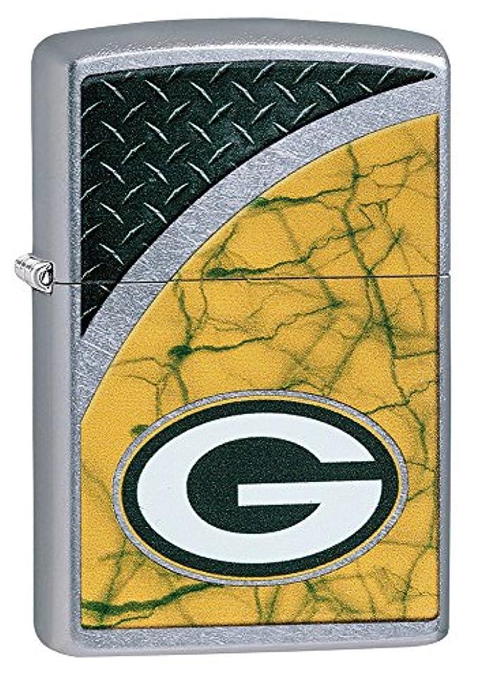豚肉タイト梨ZIPPO(ジッポー) NFL ライター 日本未発売 29362 Green Bay Packers [並行輸入品]