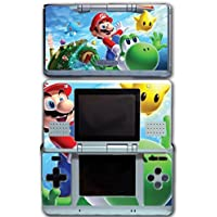 Super Mario Galaxy 2 Yoshi Flying Star Video Game Vinyl Decal Skin Sticker Cover for Original Nintendo DS System by Vinyl Skin Designs [並行輸入品]