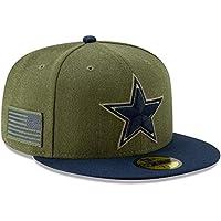 ニューエラ (New Era) 59フィフティ キャップ - サイドライン ホーム グリーンベイ?パッカーズ (Packers)