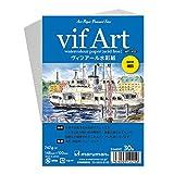 マルマン 絵手紙用ポストカード ヴィフアール細目 S144VC