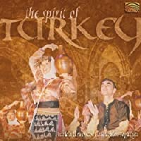 Spirit of Turkey by Anadolu Univesity Folk Dance