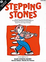 Stepping Stones for Violin: 26 Pieces for Beginners (Easy String Music)