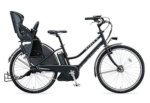 15年モデル ブリヂストン HYDEE.?(ハイディツー) カラー:T.Xクロツヤケシ リヤチャイルドシート標準装備 HY685C-BK タイヤサイズ:26インチ 8.7Ahリチウムイオンバッテリー搭載 専用充電器付
