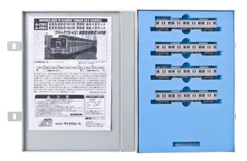 Nゲージ 東葉高速鉄道1000形増結4両セット