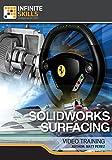 SolidWorks - Surfacing [Online Code]