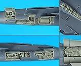 ブラックドッグ 1/48 F-14D トムキャット用 ビッグセット (AMK用) (HAUA48098~A48101) プラモデル用パーツ HAUA48103