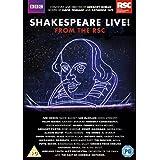 Shakespeare Live! [BBC&RSC] / シェイクスピア没後400年記念 BBC&ロイヤル・シェイクスピア・カンパニー シェイクスピア・ライブ!(英語のみ) [PAL-UK] [2016] [DVD][Import]