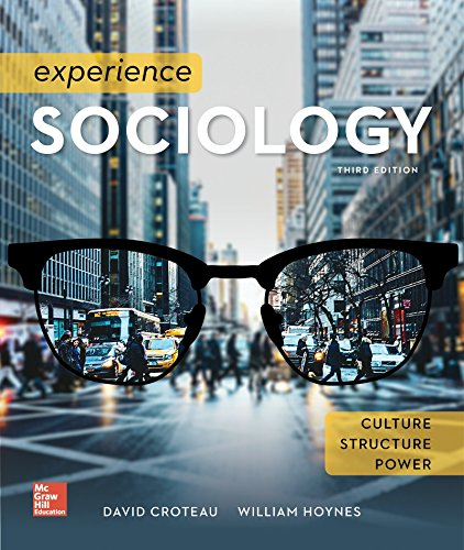 Download Experience Sociology 1259405230