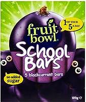 Fruit Bowl School Bars Blackcurrant (5x20g) フルーツボウル学校バーはブラックカラント( 5X20G )