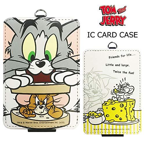 【カラー:サンドイッチ】トムアンドジェリー iCカードケース...