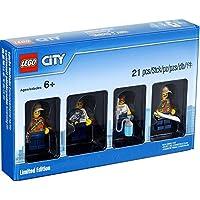 LEGO 5004940 – 1 City :ジャングルミニフィギュア。Toys R Us Bricktoberセット3