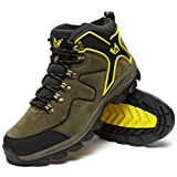 [LoZoDo] 男女兼用 大きいサイズ トレッキングシューズ ハイカット防滑 登山靴