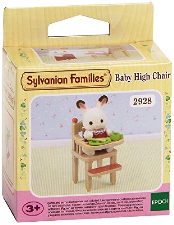 Sylvanian Family - 2928 - Poup????es Et Accessoires - Chaise Haute Pour B????b???? - Sylvanian by Sylvanian Families [並行輸入品]