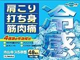 【第3類医薬品】ホルキスS冷感 48枚