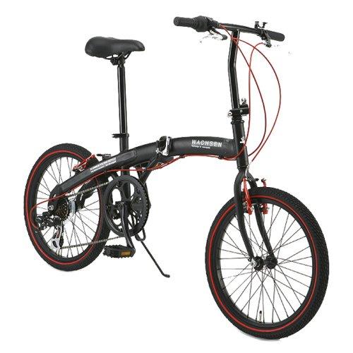 WACHSEN(ヴァクセン) 20インチ 折りたたみ自転車