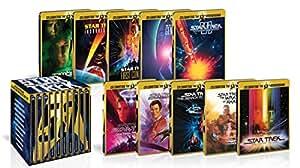 スター・トレック I-X 劇場版ブルーレイ50周年記念BOX スチールブック仕様 [Blu-ray]