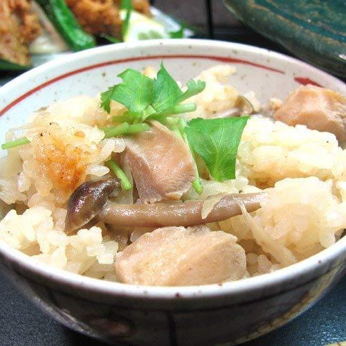 水郷のとりやさん 国産 鶏肉 混ぜて炊くだけ 鶏炊き込みご飯(3袋6合分)約12人前 水郷どり 業務用まとめ買いセット