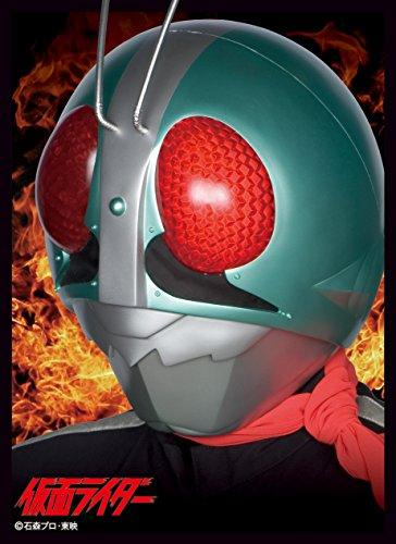 キャラクタースリーブ 『仮面ライダー』 仮面ライダー2号 (EN-334)の詳細を見る