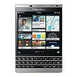 (SIMフリー) BlackBerry Passport SQW100-4 Silver [並行輸入品]