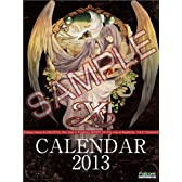 イース シリーズ カレンダー 2013年