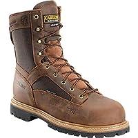 """[カロリーナ] メンズ ブーツ&レインブーツ CA6029 8"""" Waterproof Insulated Work Boot [並行輸入品]"""
