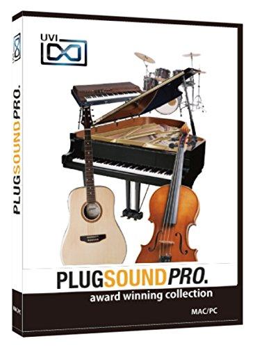 UVI PlugSound Pro ソフトウェア音源コレクション【ダウンロード製品/国内正規品】