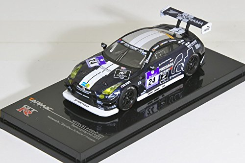 TARMAC Works 1/64 日産 R35 GT-R NISMO GT3 ニュルブルクリンク 24時間 Nur 24h 2014 グランツーリスモ 特別モデル