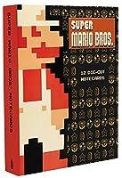Super Mario Bros. 12 Die – Cut Notecards