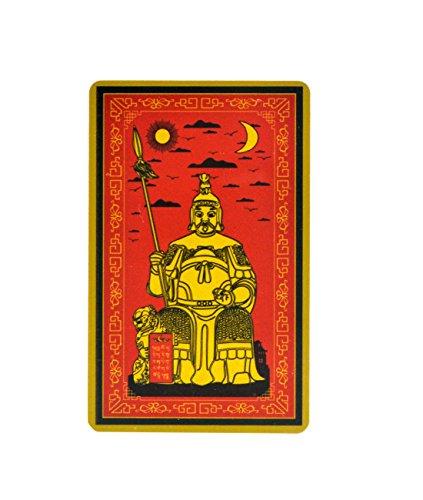 (イスイ)YISHUI 風水 カード太歳 月 太陽 獅子 海 ポスター ウミツバメ 赤い レッド 開運 福運