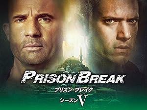 プリズン・ブレイク シーズン5 (吹替版)