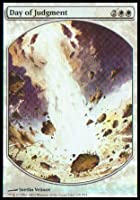 Magic: the Gathering - Day of Judgment - Foil Textless Player Rewards - Player Rewards Promos