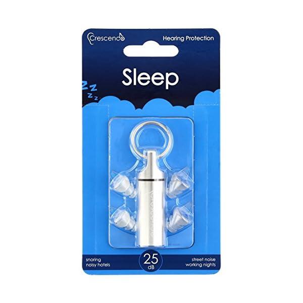 CRESCENDO 耳栓 睡眠用 イヤープロテク...の商品画像