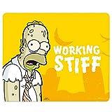 SIMPSONSマウスパッドホーマーゾンビ SIMPSONS Mousepad Homer zombie