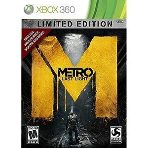 Metro Last Light Limited Edition (輸入版:アジア) - Xbox360
