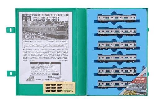 Nゲージ A1670 207系900番台 基本6両セット