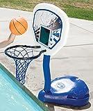Swimwaysプールサイドバスケットボールフープ
