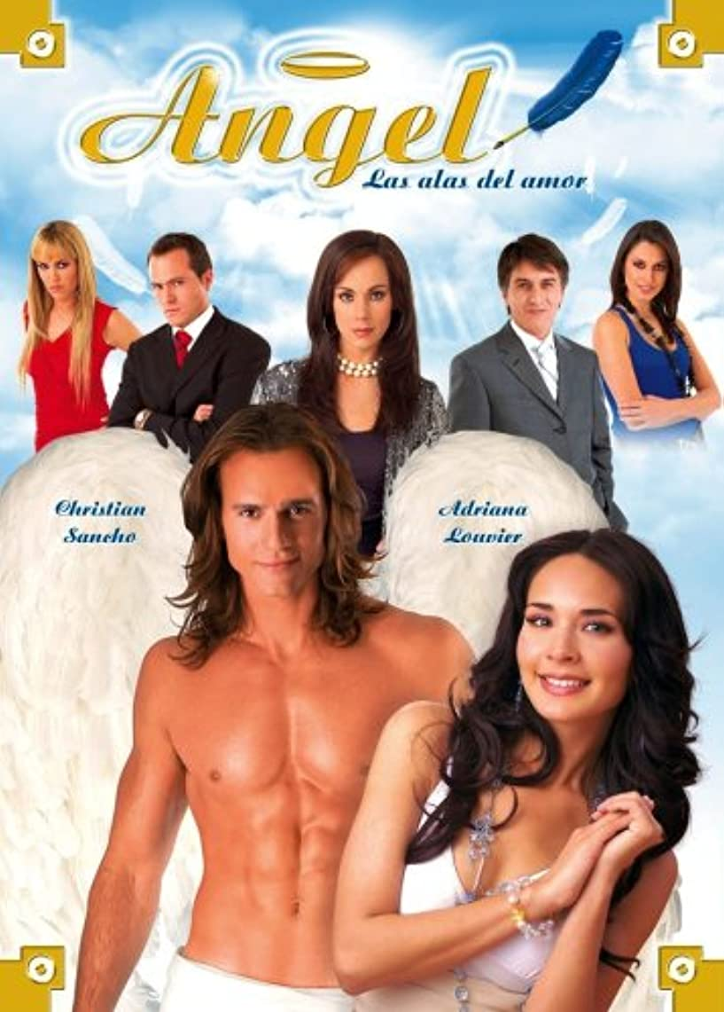 仲人経済チョークAngel: Las Alas Del Amor [DVD] [Import]