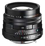 Pentax SMCP-FA 77mm f/1.8 Limited Lens with Case and Hood [並行輸入品]