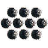 霜鳥製作所 ブラックフィギュア カヌレ焼型 10個セット D-076