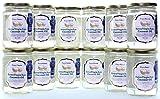 エキストラバージン ココナッツオイル 【お得な12本セット】 500mlガラス瓶使用 (内容量:430g)