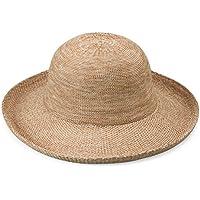 Wallaroo Hat Company Women's Petite Victoria Sun Hat - Perfect for Smaller Heads