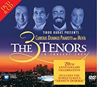 3 Tenors LA Concert (CD & DVD) by Luciano Pavarotti (2014-05-27)