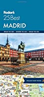 Fodor's Madrid 25 Best (Full-color Travel Guide)