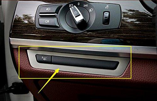 コンソール ボタン カバー トリム「BMW 7 シリーズ F01・F02 2010-2015」に適合