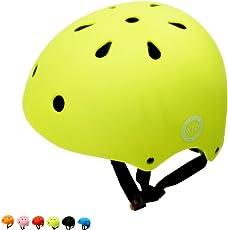 XJD ヘルメットこども用 キッズ 幼児 軽量 通気性 高品質 スポーツヘルメット S:48~54cm 自転車 サイクリング 通学 スキー 登山 バイク スケートボード 保護用ヘルメット
