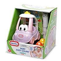 Little Tikes Toddlers Scribble SquadクレヨンCozy Coupe車