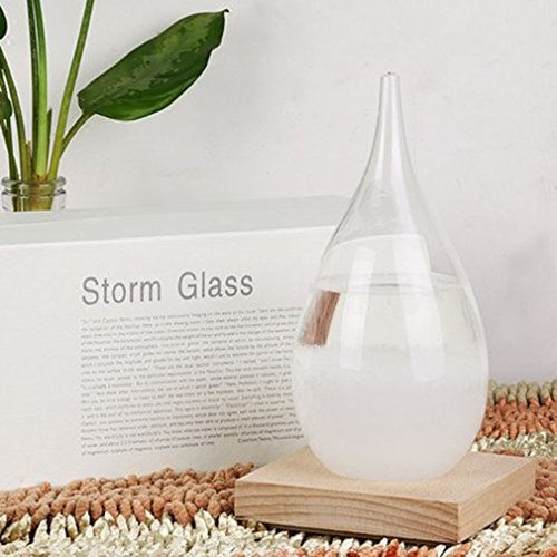 天気予報瓶のマストールボトルヨーロピアンスタイルの工芸品ストームグラス