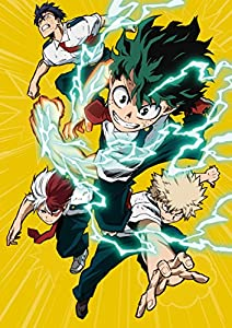 【Amazon.co.jp限定】僕のヒーローアカデミア 3rd Vol.1 Blu-ray (初回生産限定版) (全巻購入特典:「描き下ろし全巻収納BOX&複製色紙」引換シリアルコード付)