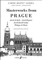 MASTERWORKS FROM PRAGUE SATB UNACC