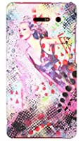 SECOND SKIN Code;C 「Twilight Girl」 / for iida INFOBAR A02/au ASHA02-ABWH-193-K68U